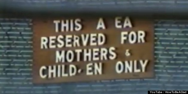 reserved for mothers