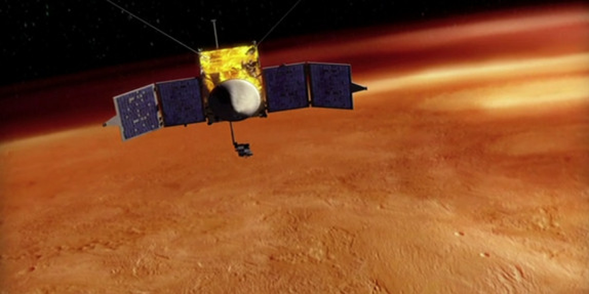 NASA Says Shutdown Won't Stop Launch Of Mars Probe MAVEN