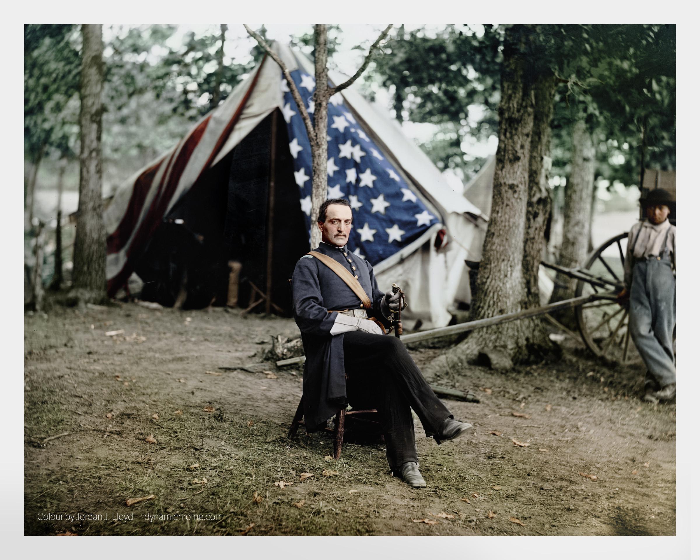 civil war sitting