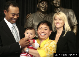 Tiger Woods Children