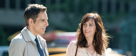 THE SECRET LIFE OF WALTER MITTY REVIEWS