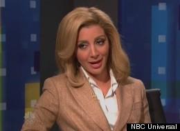 Arianna Looks At Hillary 2016 On 'SNL'