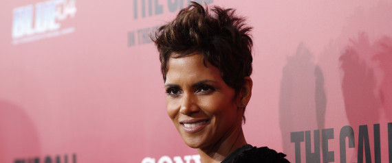halle berry accouche