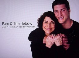 Tim Tebow Super Bowl Ad Video Commercial Pam
