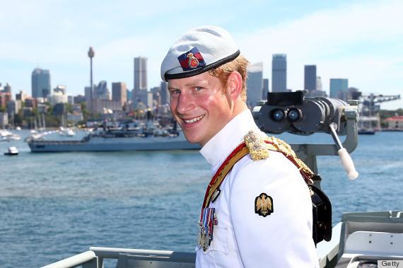 harry navy