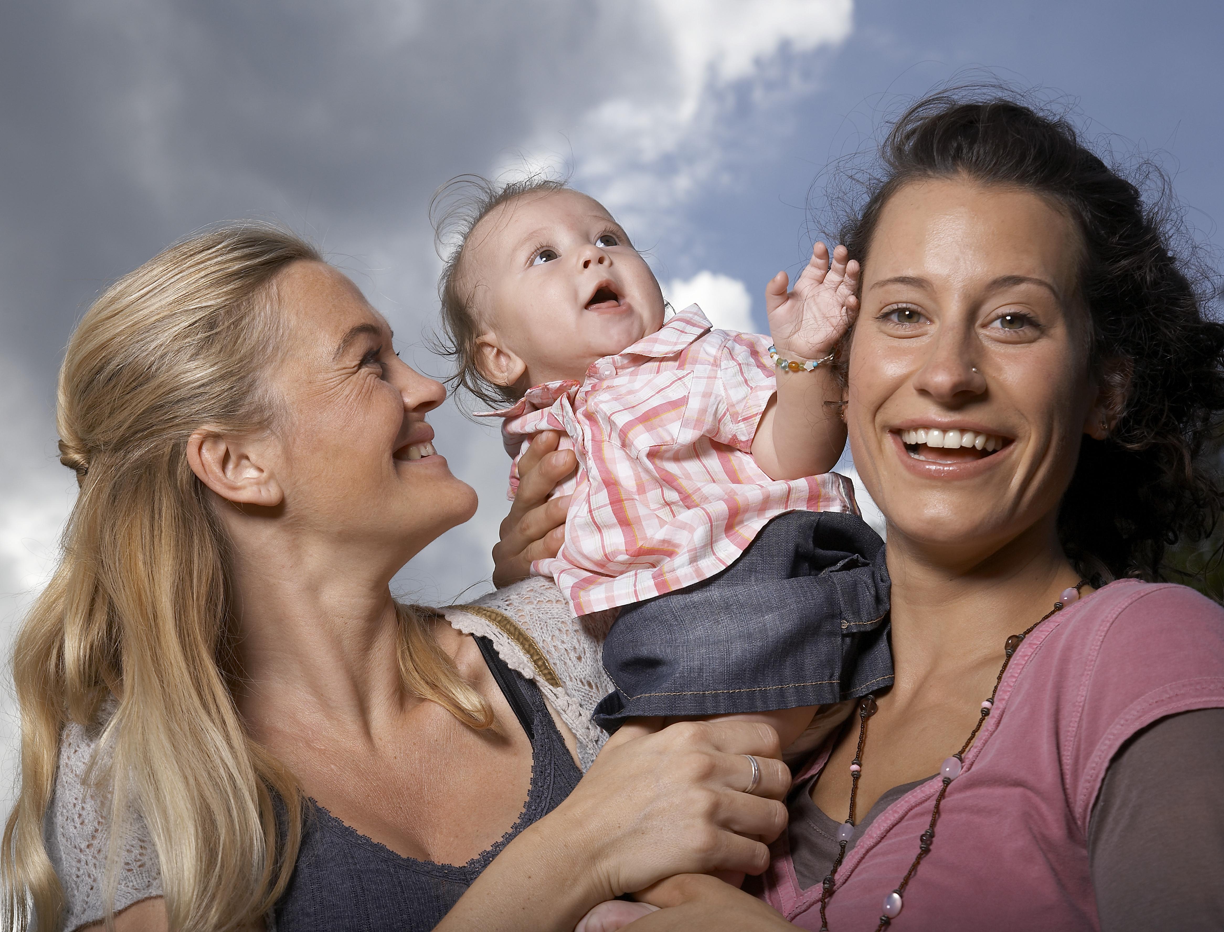 samesex family
