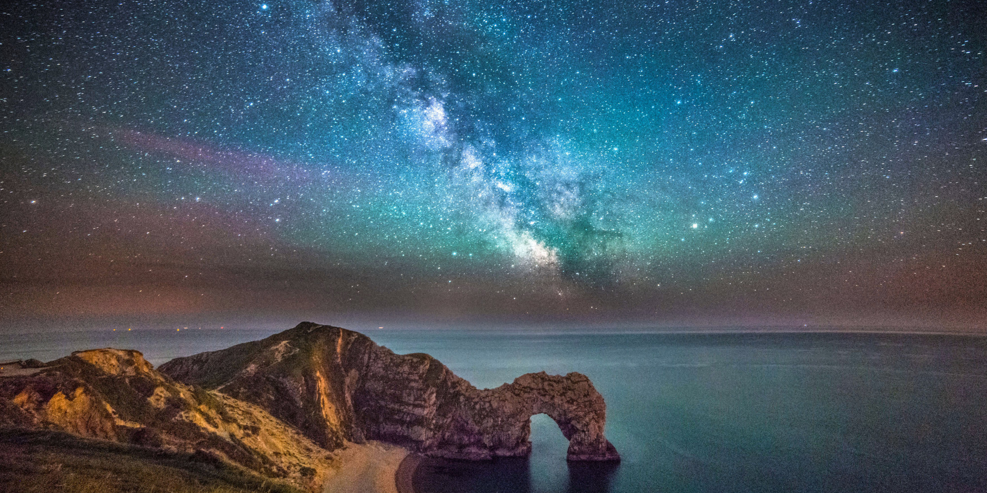 'Gateway To The Milky Way' Seen In Unaltered Photo In ...