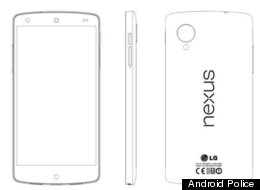 Google Nexus 5 Specs Leaked Via 'Internal Only' Manual
