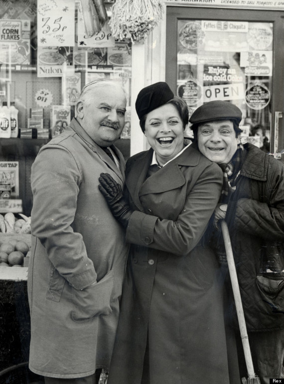 open all hours bbc