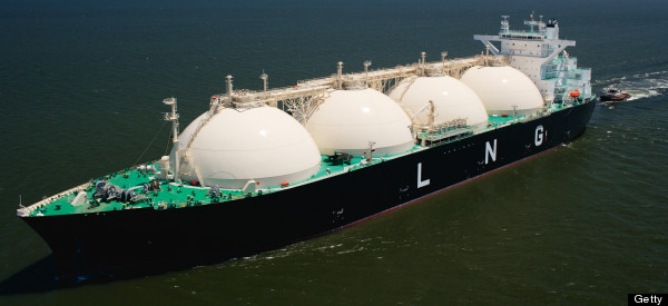 Winter and Gazprom Won't Wait: What The Geopolitics of LNG Will Mean for the People of the Ukraine and Europe