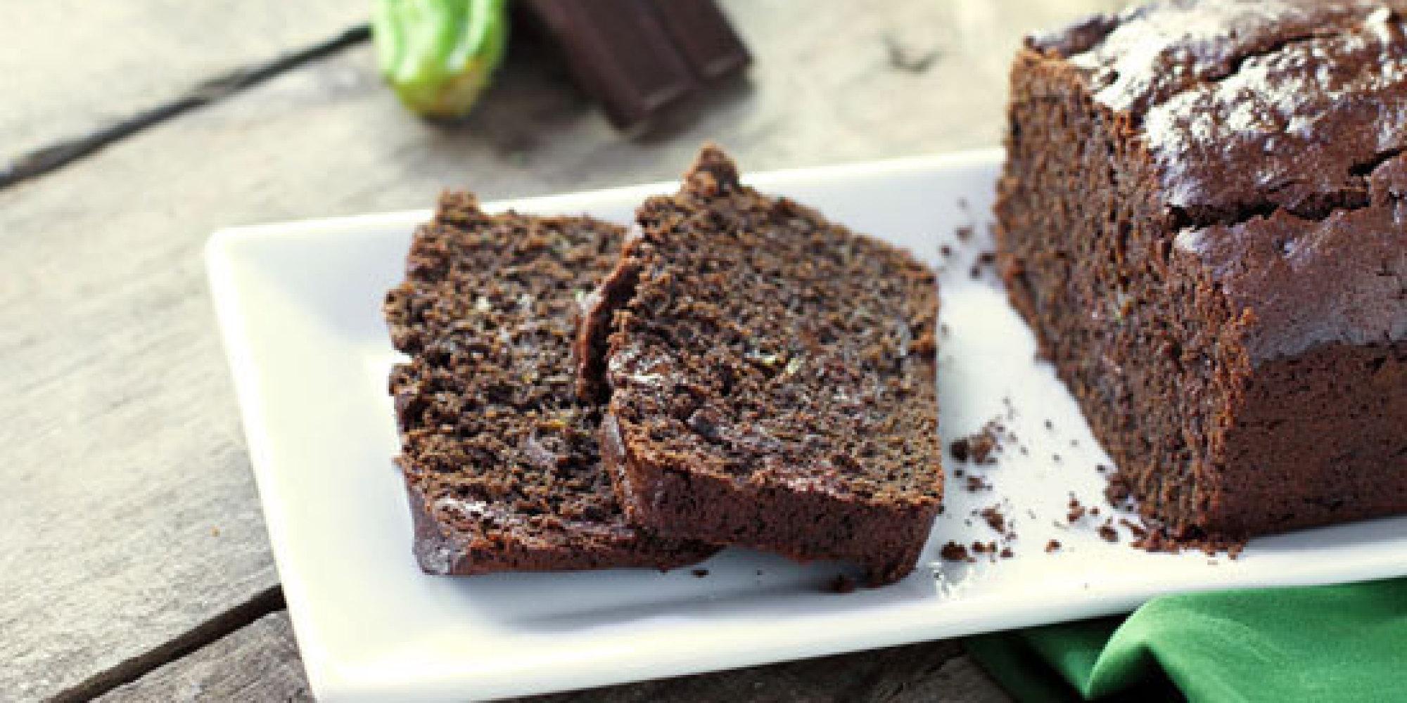 Decadent Gluten Free Chocolate Zucchini Bread | Food Fanatic