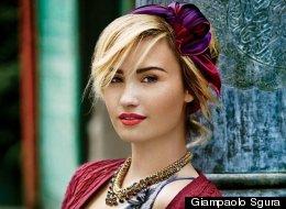 Demi Lovato's Stunning Teen Vogue Photo Shoot