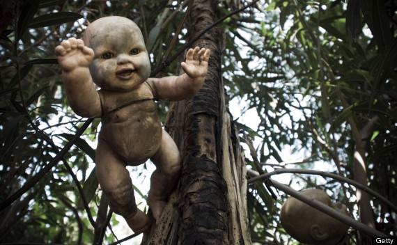 xochimilco dolls