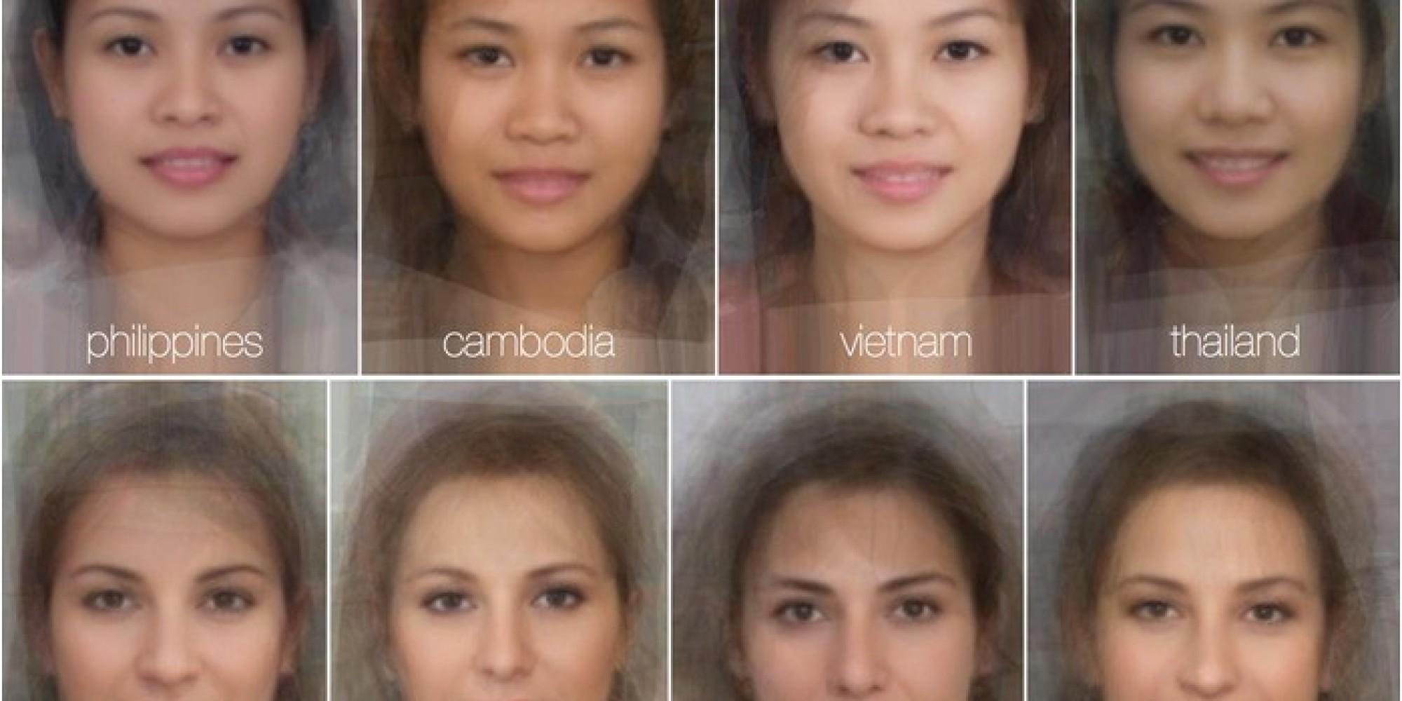 Фото женщин разных национальностей 21 фотография