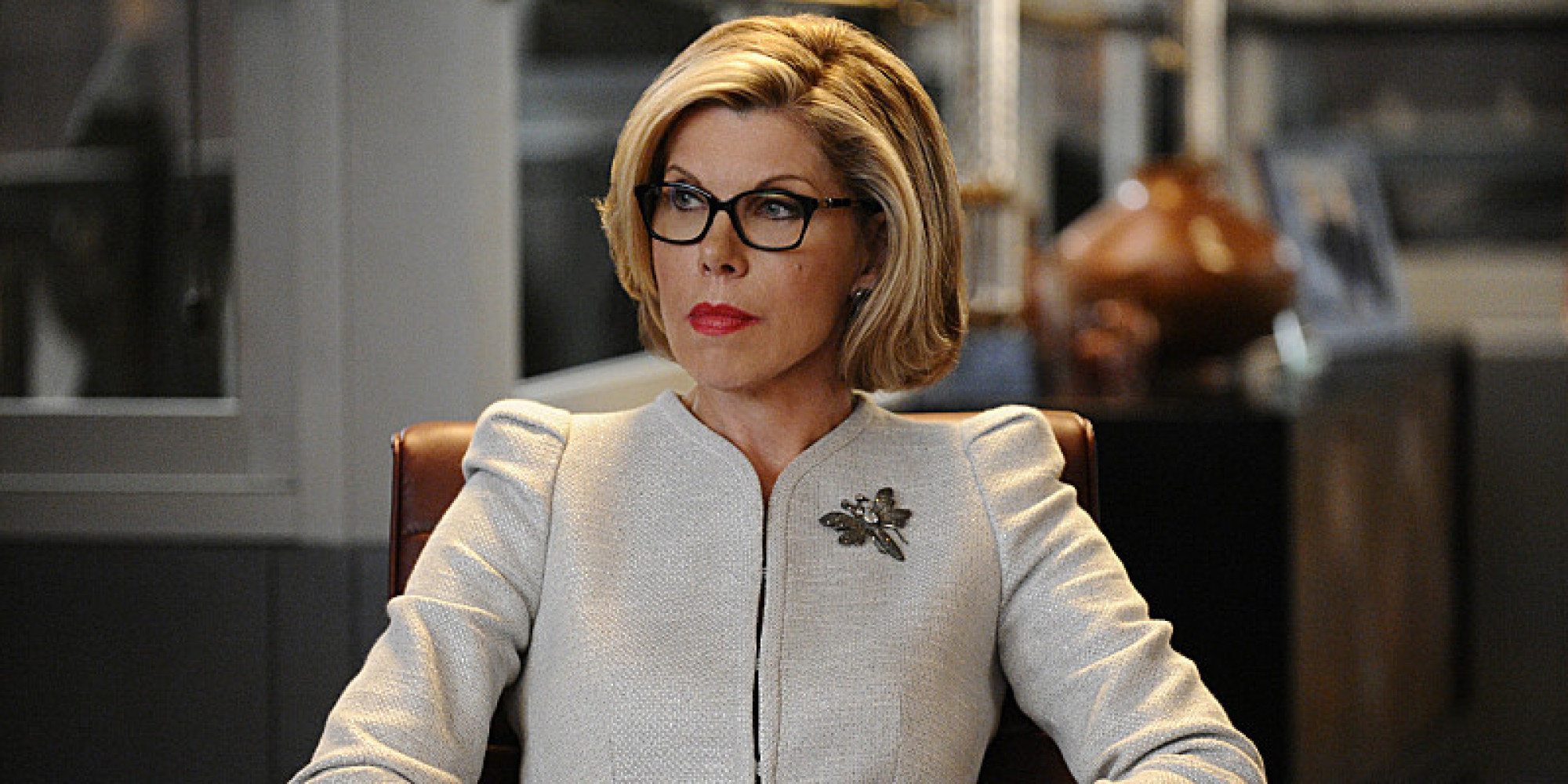 Diane Lockhart Wallpaper Diane vs Lockhart/gardner