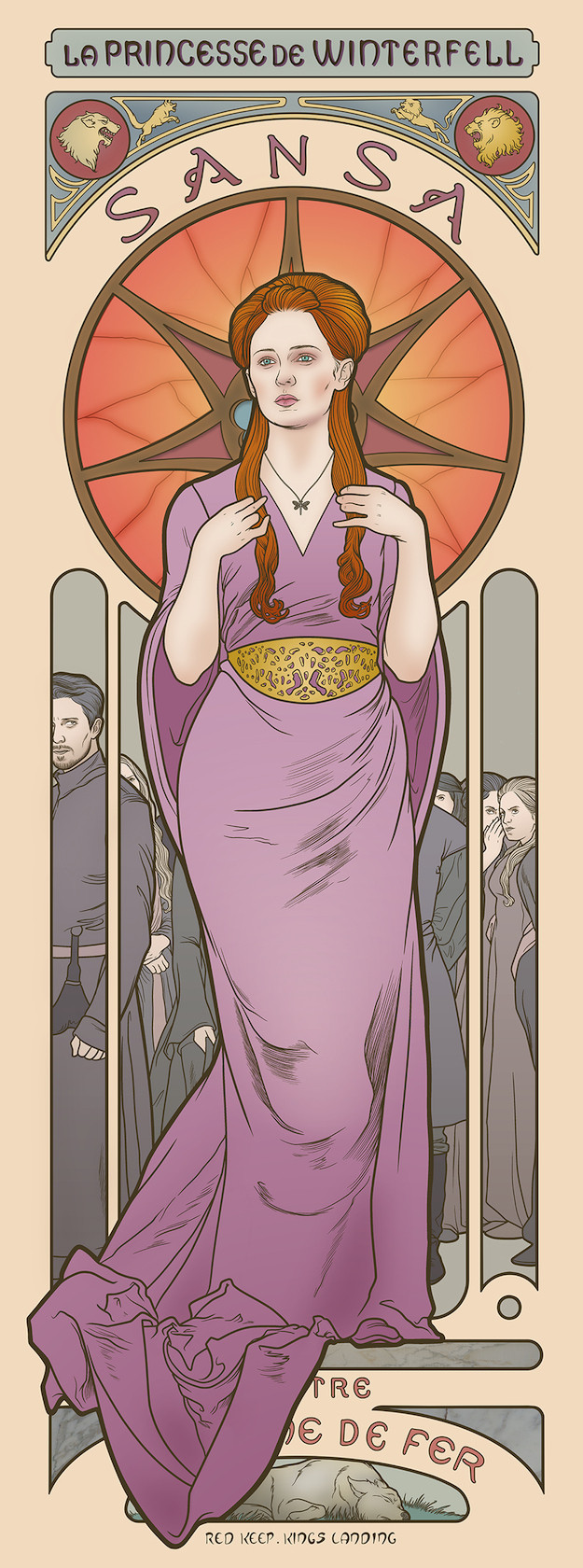 game of thrones women posters