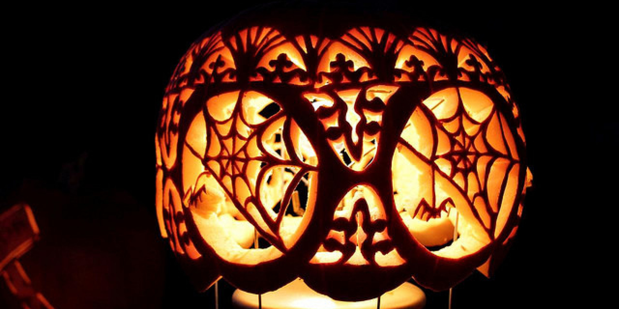 31 Pumpkin Carving Ideas For Overly Ambitious People (PHOTOS ...
