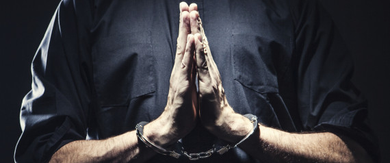 military priests arrest shutdown