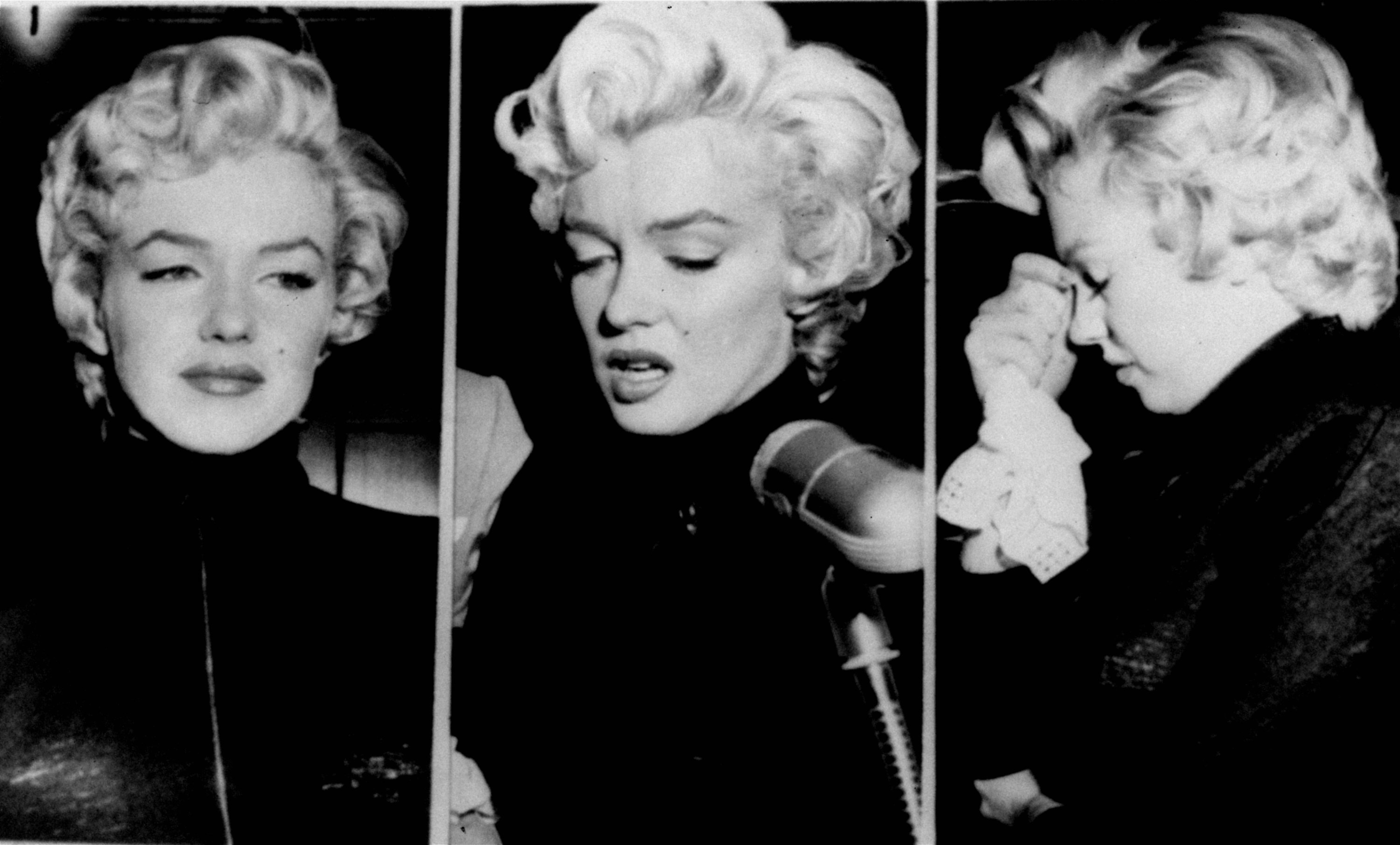 marilyn monroe divorce