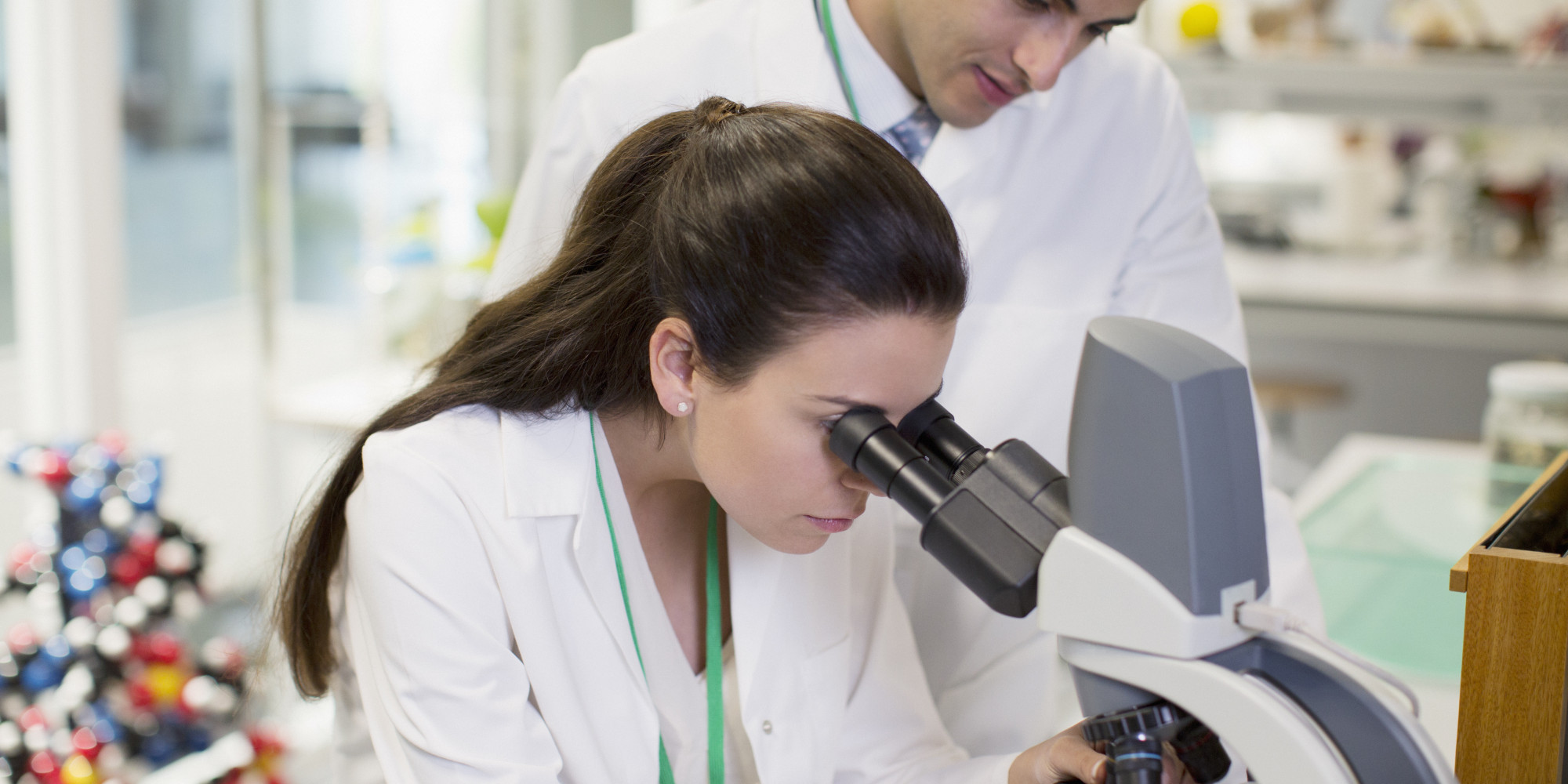 Why Are There So Few Women in Science, Continued | HuffPost