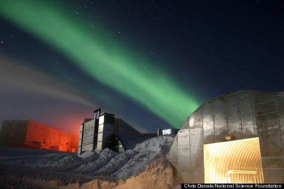 amundsensott station