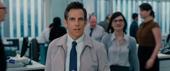 secret life of walter mitty trailer