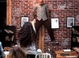 'Carrie' Coffee Shop Prank Is Brilliant Marketing (And One Of The Freakiest Things Ever) (VIDEO)