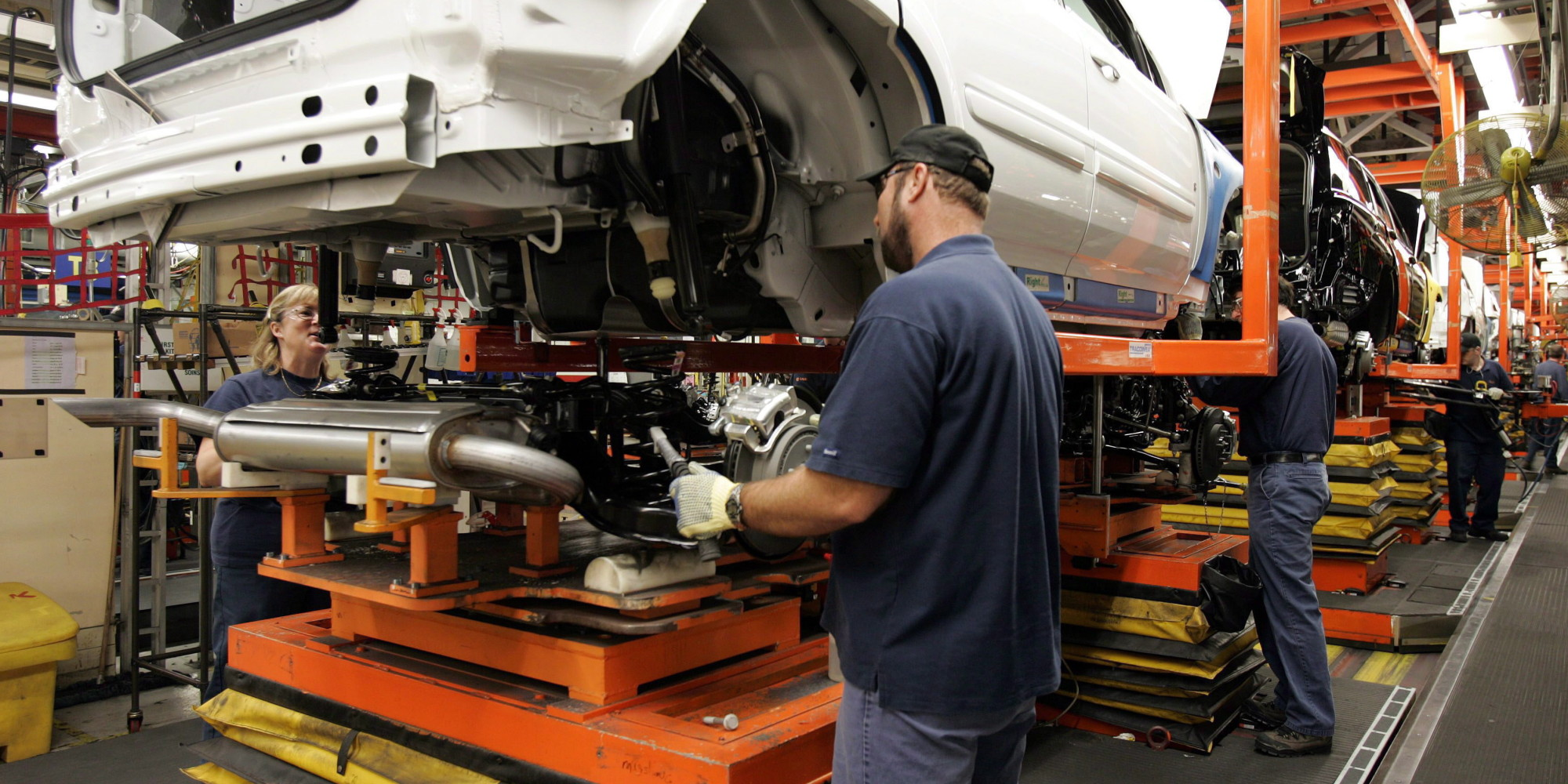 a look at the automobile industry in the united states Top auto execs tell us what the industry will look like in  we asked half a dozen top industry executives for their  electricity in the united states.