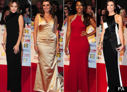 Pride Of Britain Awards 2013: Red Carpet (PICS)
