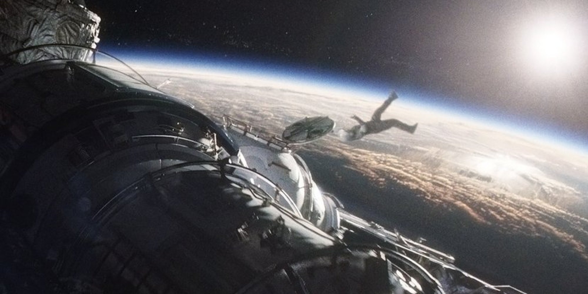 Real Life Scientist-Astronaut Reviews 'Gravity' (VIDEO ...