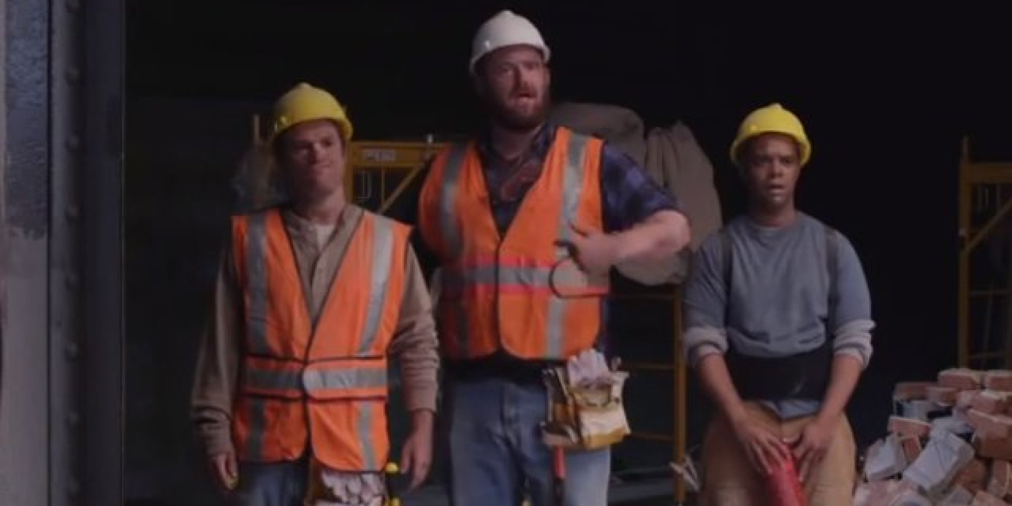 Sex With Construction Worker Porn