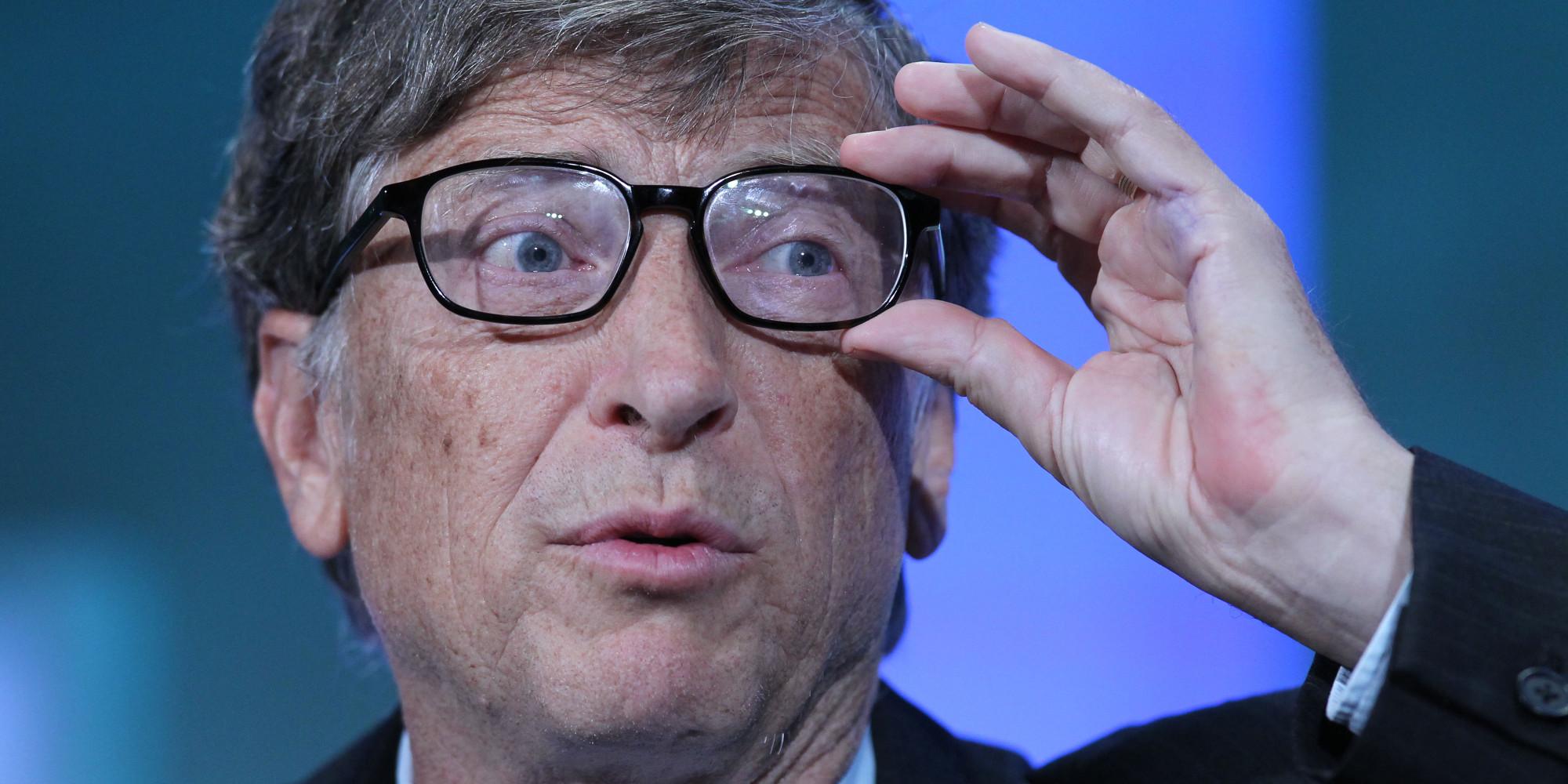 Bill Gates Eyeglasses Bill Gates 39 Rose Colored