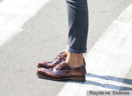 Shoe Fashion Trends Spring/Summer 2014: Sneakers and Brogues Dominate