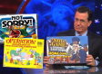 Colbert Shows The Government Shutdown IS 'Some Damn Game'