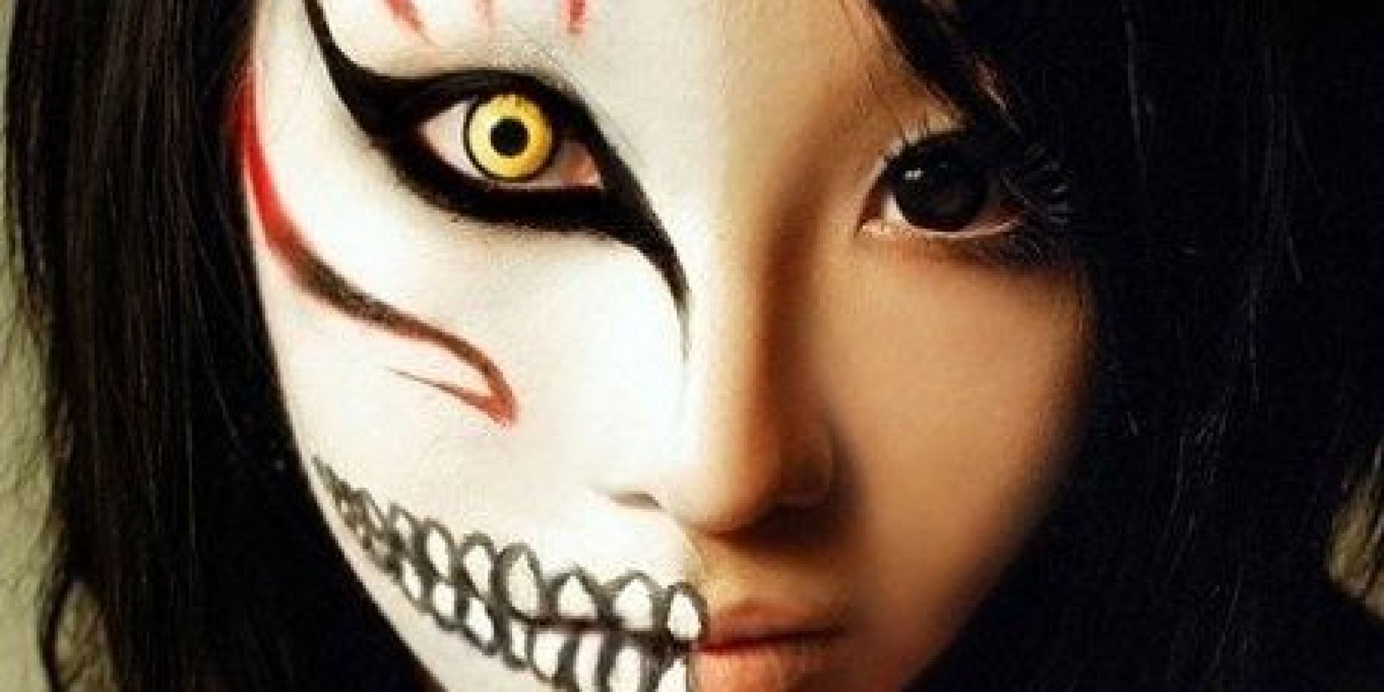 Scariest Halloween Makeup Best Looks To Frighten Your Friends Photos