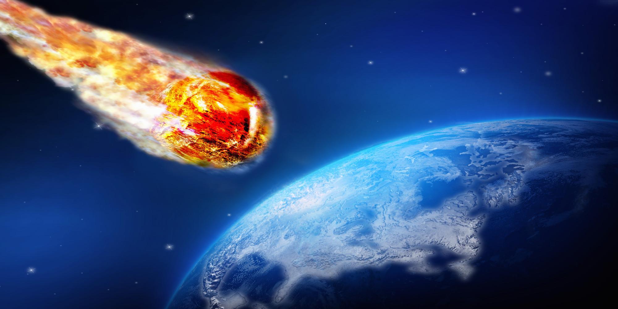 Comets Hitting Earth I...