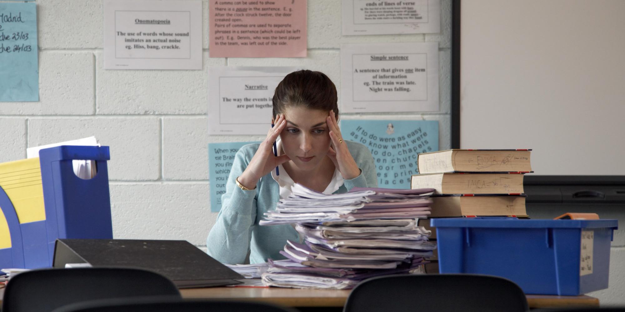 Can Mindfulness Make Us Better Teachers? | HuffPost