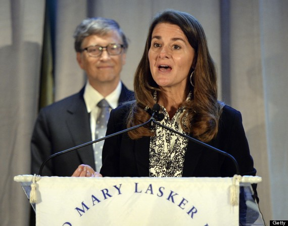 melinda gates contraception