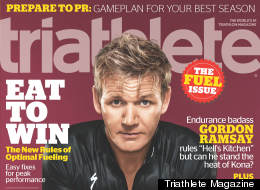 What Gordon Ramsay Eats When Training For A Triathlon