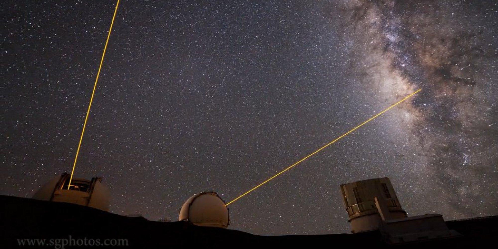 Hawaii Time-Lapse Shows Night Sky From Mauna Kea ...