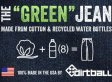 Dirtball's 'Green' Jeans Are Made In U.S. From Recycled Water Bottles