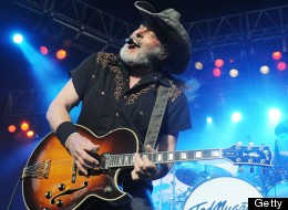 Ted Nugent Rants On 'Out Of Control' Government