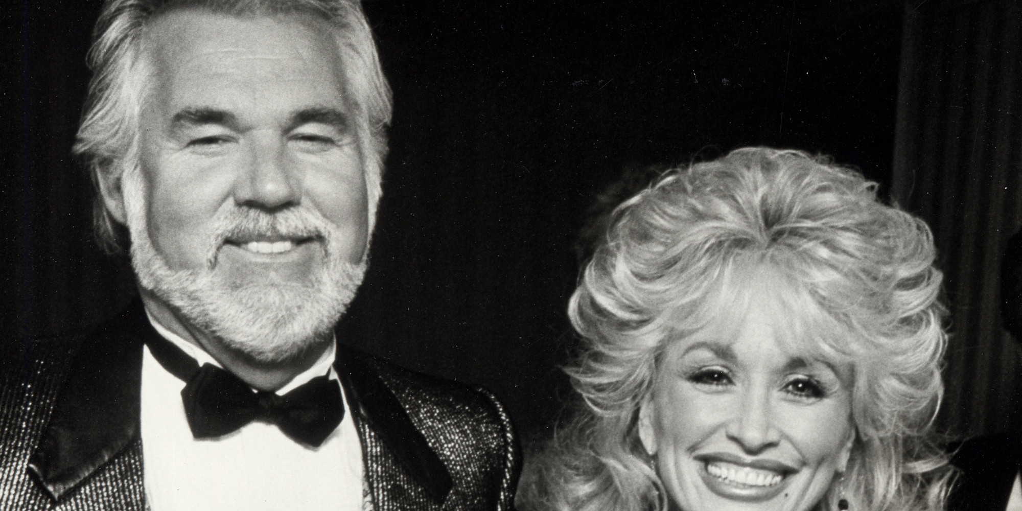 Kenny Rogers Addresses Dolly Parton Affair Rumors VIDEO