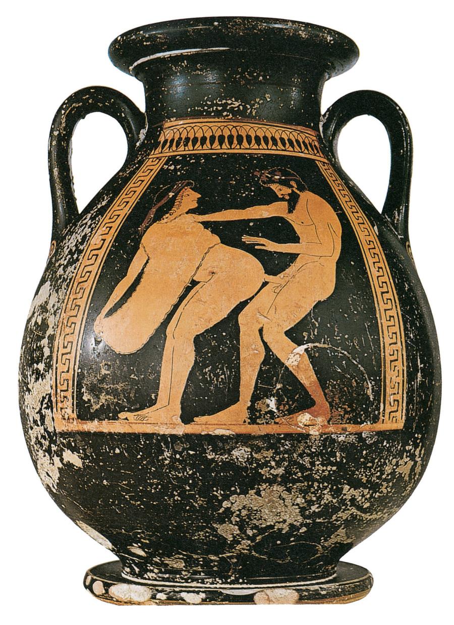 Эротика в древней греции фото 6 фотография