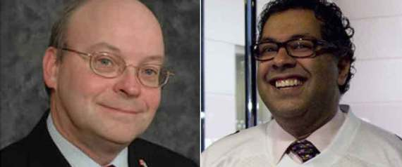 Larry Heather nenshi muslim