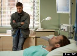 Sam Faces Death, Dean Faces Angels, Cas Faces Laundry