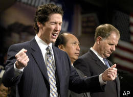 Bloomberg Meets Texas Megachurch Leader Joel Osteen