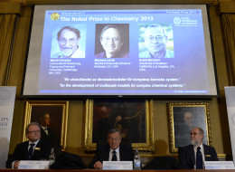 Nobel Prize For Chemistry
