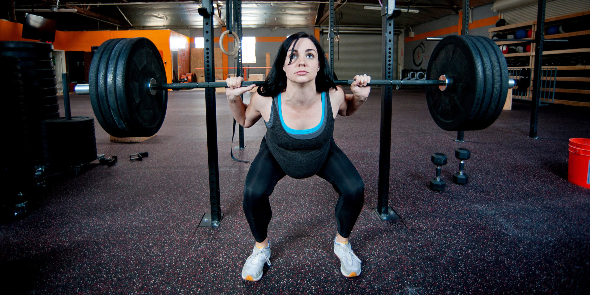 lifting during pregnancy