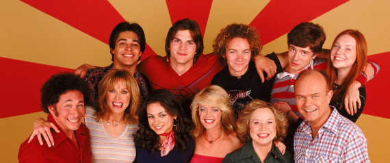 THAT 70S SHOW THEME SONG REUNION